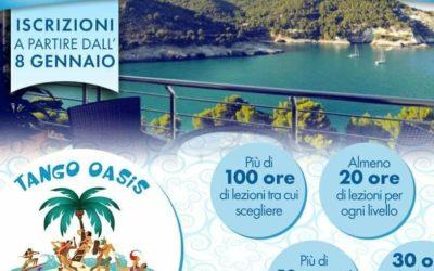 Tango Vacanza Oasis: 07-10 Giugno 2018