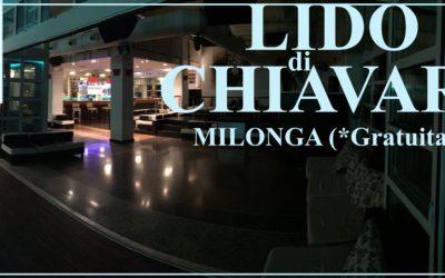 MERC 26 OTT: al LIDO di CHIAVARI – Gran Milonga GRATUITA