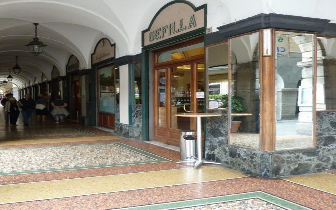 MER 11 Luglio > Porticato dEL GRAN CAFè Defilla > CHIAVARI – Milonga del Tigullio