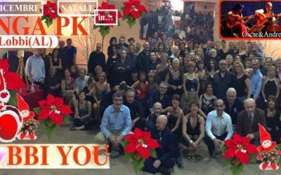 Speciale NATALE: Sabato 23 DIC ! MilongaPK Live con Oscar Andrea Casares Tdj -Pk Bloise & Andrea Man