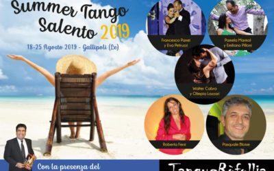Summer Tango Salento (Gallipoli )