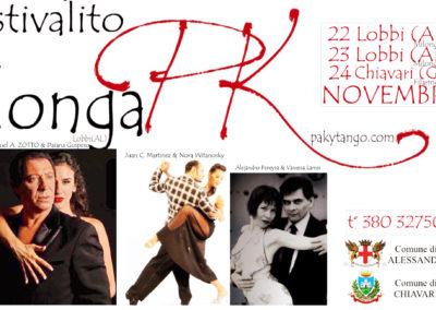 10° FESTIVALITO in MilongaPK & Filarmonica